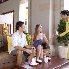 Отель Vinpearl Luxury Nha Trang Вьетнам, Нячанг - 1 отзыв об отеле, цены и фото номеров - забронировать отель Vinpearl Luxury Nha Trang онлайн гостиничный бар