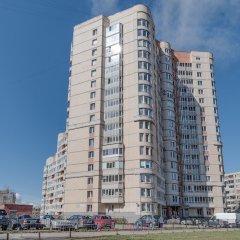 Апартаменты Design Apartment Budapeshtskaya 7 Санкт-Петербург вид на фасад