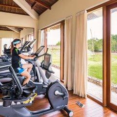 Отель Fusion Resort Phu Quoc Вьетнам, Остров Фукуок - отзывы, цены и фото номеров - забронировать отель Fusion Resort Phu Quoc онлайн фитнесс-зал фото 2