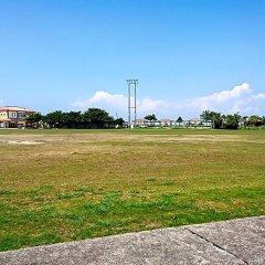 Отель Inn of Nabee HAMABE Центр Окинавы спортивное сооружение