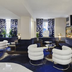 Отель Hôtel Bel Ami гостиничный бар