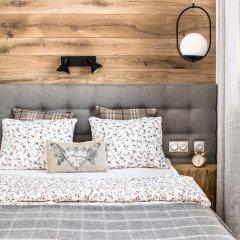 Апартаменты Luxury Apartment Gorsky Поронин комната для гостей