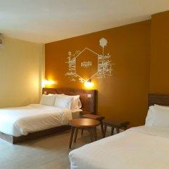 Хостел Siri Poshtel Bangkok комната для гостей фото 5