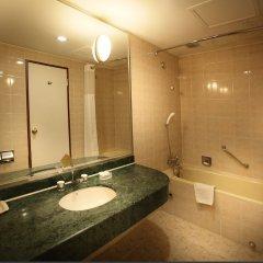 Отель Koreana Hotel Южная Корея, Сеул - 2 отзыва об отеле, цены и фото номеров - забронировать отель Koreana Hotel онлайн ванная фото 2