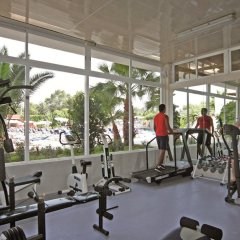 Azuline Hotel Bergantin фитнесс-зал фото 3