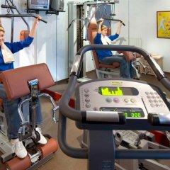 Отель Novotel Suites Hannover фитнесс-зал фото 4