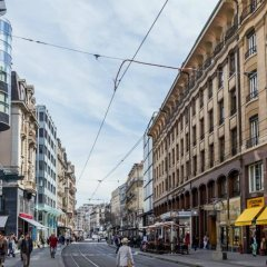 Отель Bel'Espérance Швейцария, Женева - отзывы, цены и фото номеров - забронировать отель Bel'Espérance онлайн