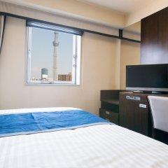 Отель Via Inn Asakusa Япония, Токио - отзывы, цены и фото номеров - забронировать отель Via Inn Asakusa онлайн удобства в номере