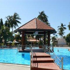 Отель Hai Au Mui Ne Beach Resort & Spa Фантхьет бассейн фото 2