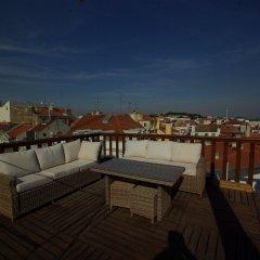 Отель My Bairro Alto Suites бассейн