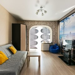 Апартаменты GM Apartment Krasnaya Presnya 38 комната для гостей фото 3