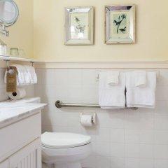 Отель Hob Knob Эдгартаун ванная