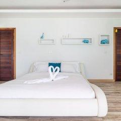 Отель Beachfront Villa Таиланд, пляж Панва - отзывы, цены и фото номеров - забронировать отель Beachfront Villa онлайн комната для гостей фото 4