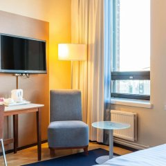 Отель Scandic Kaisaniemi Финляндия, Хельсинки - - забронировать отель Scandic Kaisaniemi, цены и фото номеров удобства в номере фото 2