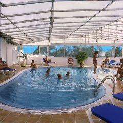 Отель San Carlos Испания, Курорт Росес - отзывы, цены и фото номеров - забронировать отель San Carlos онлайн бассейн фото 2