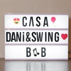 Отель Casa Dani&Swing Bed&Books развлечения