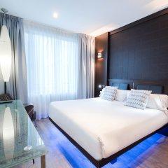 Отель Petit Palace President Castellana Мадрид комната для гостей