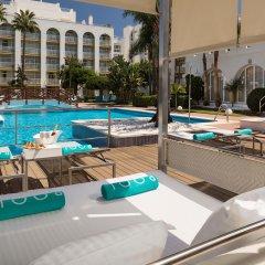 Отель Melia Marbella Banus балкон