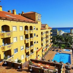 Vistamar Hotel Apartamentos пляж