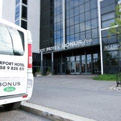 Отель Airport Hotel Bonus Inn Финляндия, Вантаа - 13 отзывов об отеле, цены и фото номеров - забронировать отель Airport Hotel Bonus Inn онлайн парковка