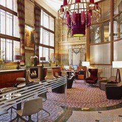 Club Quarters Gracechurch Hotel интерьер отеля