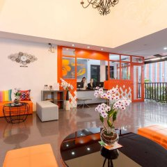 Отель Kata Silver Sand Hotel Таиланд, Пхукет - отзывы, цены и фото номеров - забронировать отель Kata Silver Sand Hotel онлайн интерьер отеля фото 2
