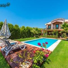 Terra Kaya Villa Турция, Кесилер - отзывы, цены и фото номеров - забронировать отель Terra Kaya Villa онлайн бассейн фото 2