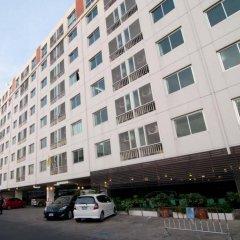 Отель Centric Place Бангкок парковка