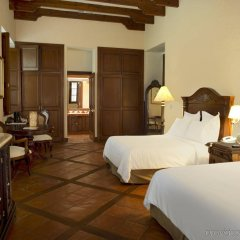 Отель Fiesta Americana Hacienda San Antonio El Puente Cuernavaca Ксочитепек комната для гостей