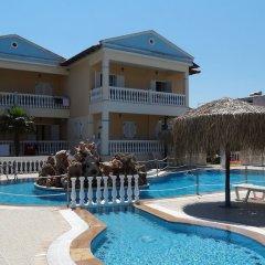 Отель Rigakis Греция, Ханиотис - отзывы, цены и фото номеров - забронировать отель Rigakis онлайн фото 7