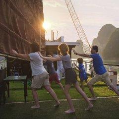 Отель Halong Aclass Legend Cruise с домашними животными