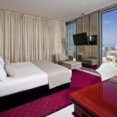 Отель Meliá Barcelona Sky комната для гостей