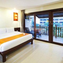 Отель Arinara Bangtao Beach Resort 4* Номер Делюкс с разными типами кроватей фото 7