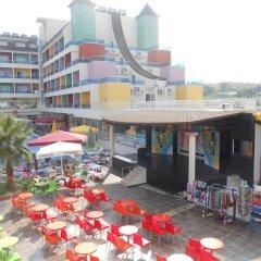 The Colours Side Hotel Турция, Сиде - отзывы, цены и фото номеров - забронировать отель The Colours Side Hotel онлайн бассейн