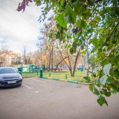 Апартаменты InnDays Apartments Курская парковка