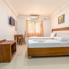 Отель Metro Port City Hotel Шри-Ланка, Коломбо - отзывы, цены и фото номеров - забронировать отель Metro Port City Hotel онлайн комната для гостей фото 5