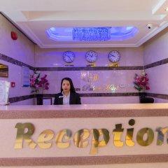 Отель Dream Palace Hotel ОАЭ, Аджман - отзывы, цены и фото номеров - забронировать отель Dream Palace Hotel онлайн интерьер отеля фото 2