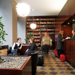 Отель Holiday Inn Dresden - Am Zwinger интерьер отеля
