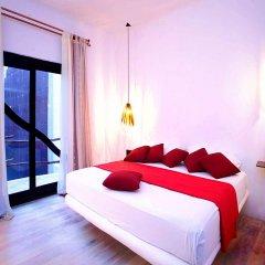 Отель Kinbe Deluxe Boutique Плая-дель-Кармен комната для гостей фото 2