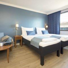 Отель Scandic City Fredrikstad Фредрикстад комната для гостей фото 2