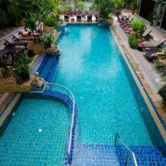 Отель Nida Rooms Pattaya Sky Paradise бассейн