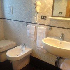 Отель Degli Amici Италия, Помпеи - отзывы, цены и фото номеров - забронировать отель Degli Amici онлайн ванная