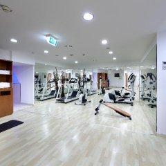 Отель Exe Vienna фитнесс-зал фото 3