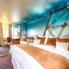 Отель Eiffel Trocadéro комната для гостей фото 4