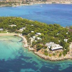 Отель Arion Astir Palace Athens Греция, Афины - 1 отзыв об отеле, цены и фото номеров - забронировать отель Arion Astir Palace Athens онлайн пляж фото 2