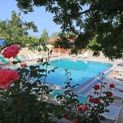 Sunset Apart Otel Турция, Олудениз - отзывы, цены и фото номеров - забронировать отель Sunset Apart Otel онлайн бассейн