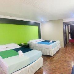 Отель Maharajah Hotel Филиппины, Пампанга - отзывы, цены и фото номеров - забронировать отель Maharajah Hotel онлайн комната для гостей фото 2
