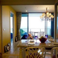 Отель Baan Plai Haad Beachfront Condominium Паттайя питание