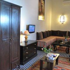 Отель Riad Adarissa Марокко, Фес - отзывы, цены и фото номеров - забронировать отель Riad Adarissa онлайн интерьер отеля фото 2