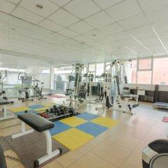 Отель Boss Mansion Бангкок фитнесс-зал